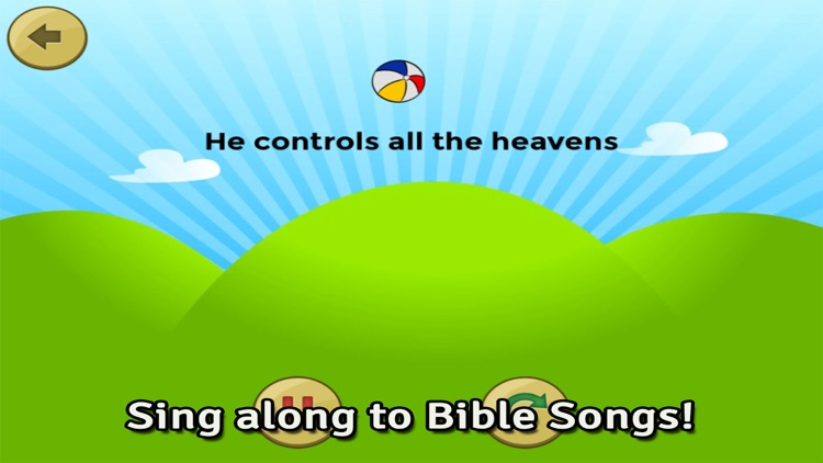Life of Jesus: The Cross - Bible Story, Coloring, Singing, and Puzzles for Children screenshot-4