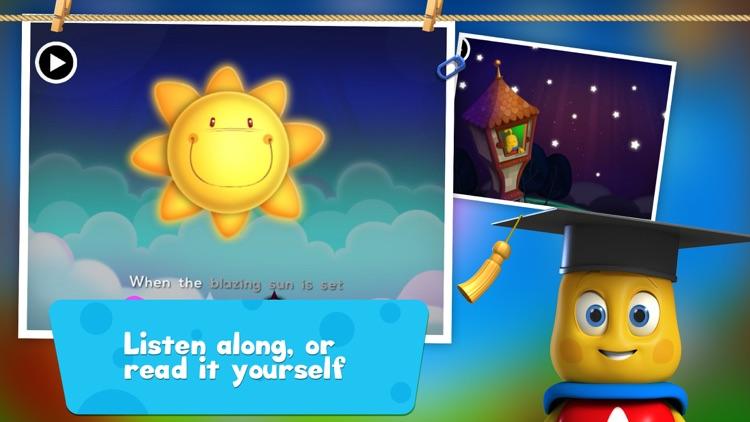 Twinkle Twinkle Little Star:  Children's Nursery Rhyme HD screenshot-3
