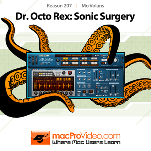 Dr. OctoRex - Sonic Surgery