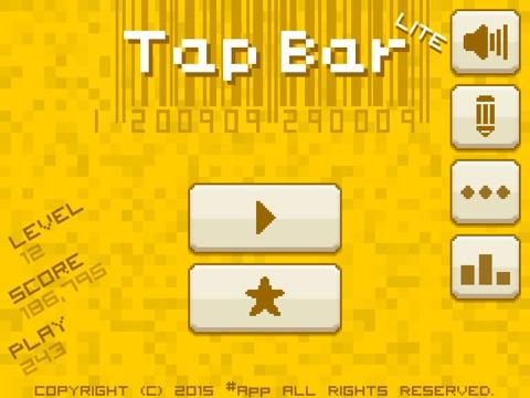 Screenshot #1 for Tap Bar Lite