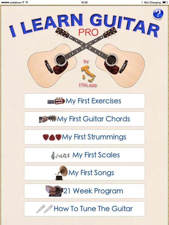 I Learn Guitar Pro - interactive guitar course for beginners | App ...