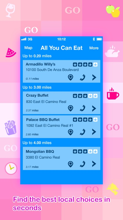 Where To Go? PRO - Find Points of Interest using GPS.