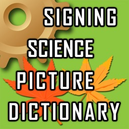 Signing Science Picture Dictionary in American Sign Language