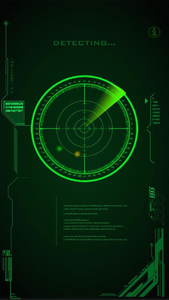 Ghost Detector Tool - Free EMF EVP Paranormal Tracking Radar and