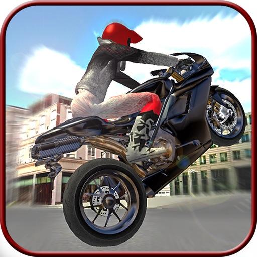 City Trial Motorbike iOS App
