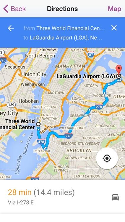 New York Travel Guide - Offline Map screenshot-4