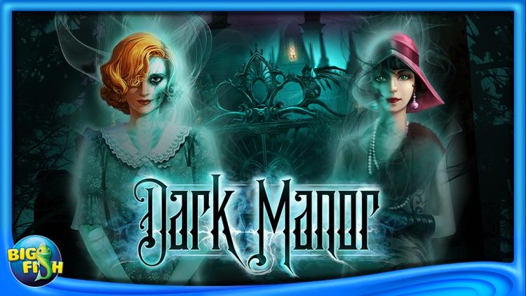 Dark Manor: A Hidden Object Mystery. screenshot-4