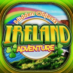 Adventure Ireland Find Objects - Hidden Object Time & Spot Difference Puzzle Games