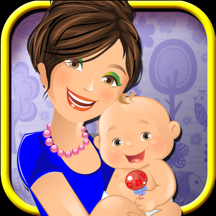 Mommy & Newborn Baby Care – new baby care game for kids
