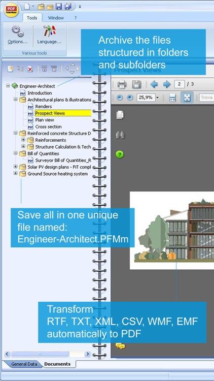 PDF-FolderMaker by ACCA software
