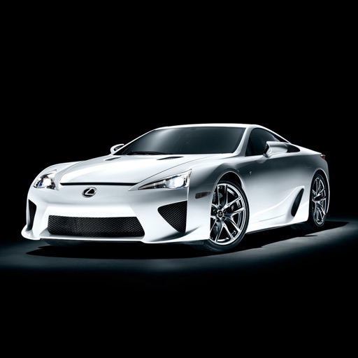 Cars Specs Lexus Version icon