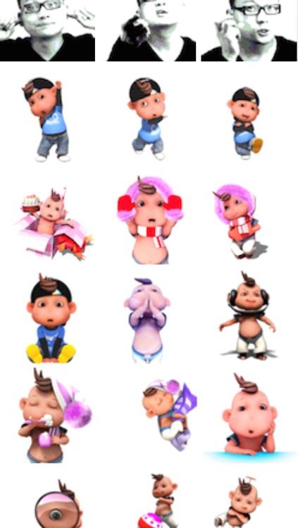 3D Emojis screenshot-3