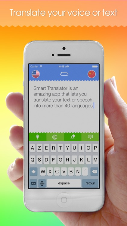 Smart Translator (Free)! screenshot-0