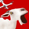 Drone with Goat Simulator~空飛ぶヤギ~ iPhone / iPad