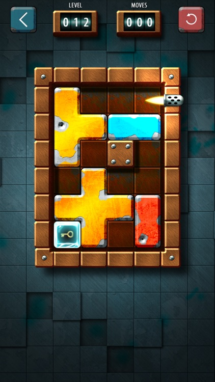 Slide Tetromino FREE screenshot-3