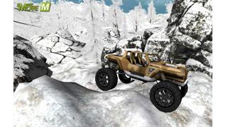 4x4 Offroad Trial Winter Racing screenshot two