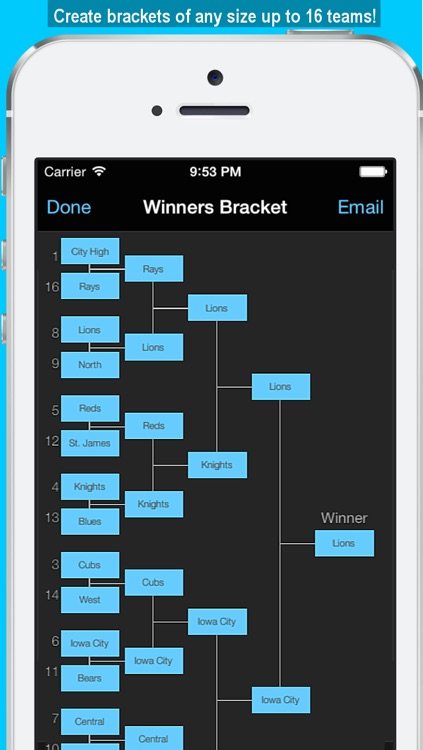 Bracket Maker screenshot-2