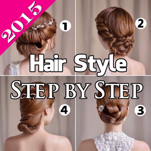 Hair Tutorials 2015 Step by Step
