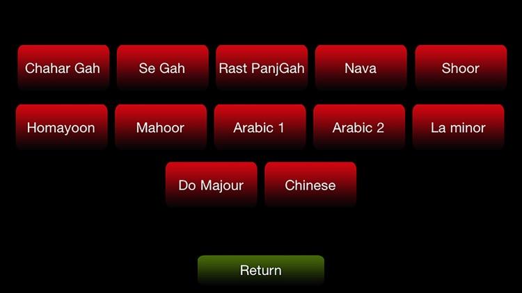 Arabic / Turkish Qanun musical instrument free screenshot-3