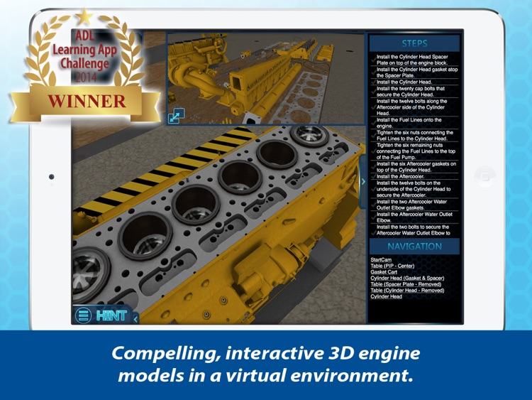 Virtual Engine Shop
