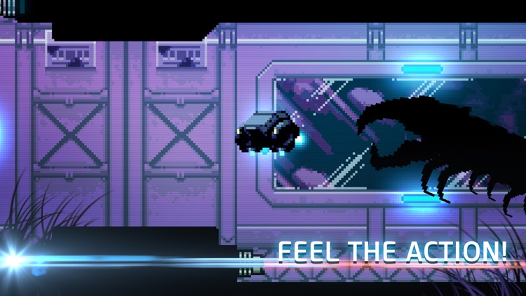Space Expedition: Classic Adventure screenshot-4