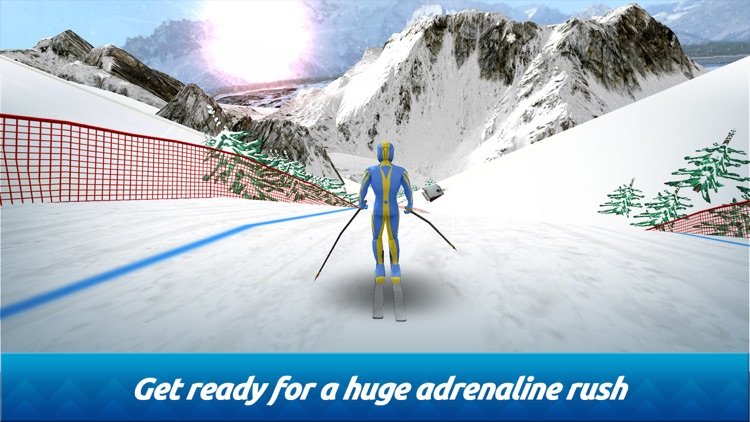 Top Ski Racing screenshot-1