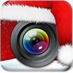 Christmas Santa Photo Sticker Pro - Top Best Xmas Camera Holiday FX Effects App