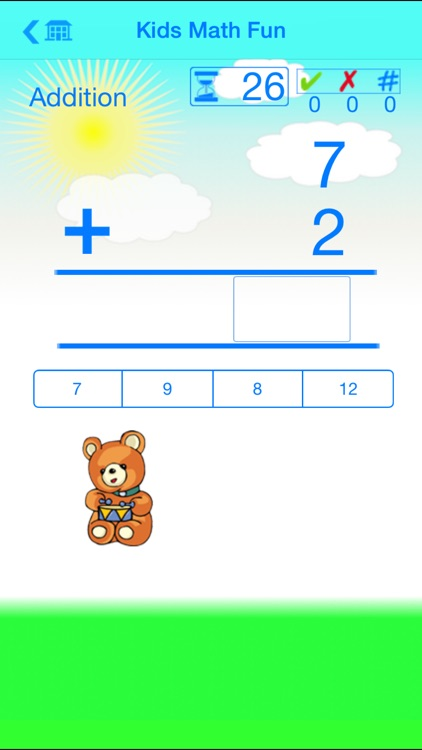 Kids Math Fun — Kindergarten screenshot-3