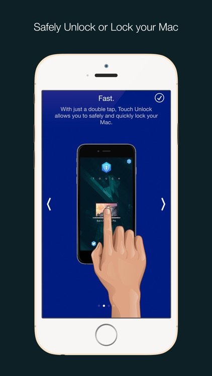 Touch Unlock for iOS by Reconditorium Limited