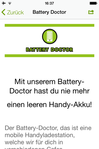 Battery Doctor - náhled