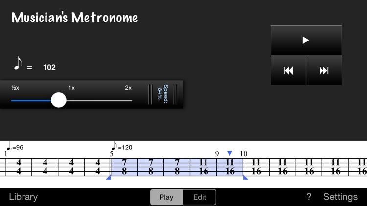 Musician's Metronome