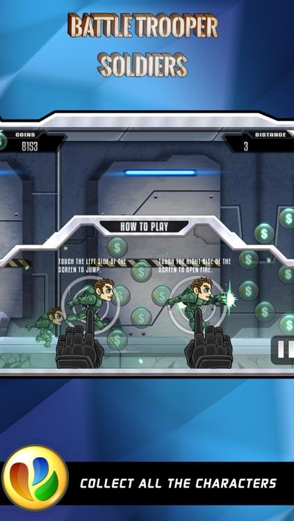 Battle Trooper Soldiers – Free World War Game screenshot-4