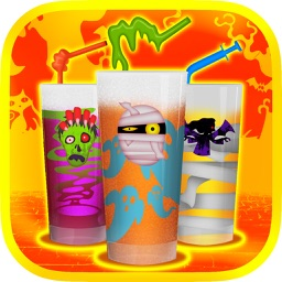 Name It My Frozen Horror Shocktails Slushies Club Game - Free App