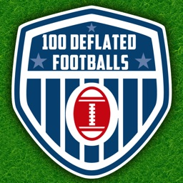 100 Deflated Footballs - Catch All The Deflated Footballs Before The Referees Catch You - DeflateGate