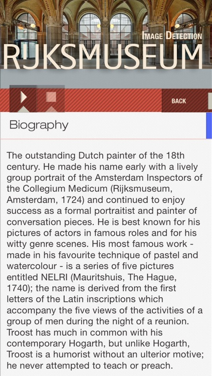 Rijksmuseum Amsterdam ID audio guide screenshot-3