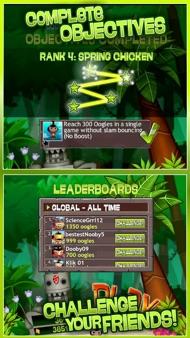 Pocket God: Ooga Jump iphone images