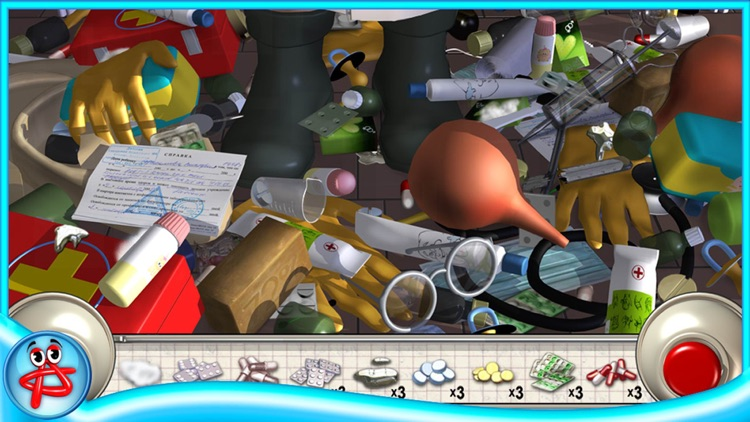Who Am I: Hidden Object  Adventure Full screenshot-1