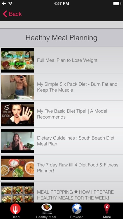 Easy Healthy Meals - Guidelines To Follow screenshot-3