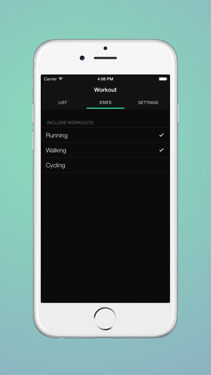 Workout - All your data in one place screenshot-3
