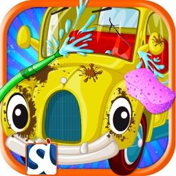 Truck Wash – Kids auto car wash salon and vehicle repair shop