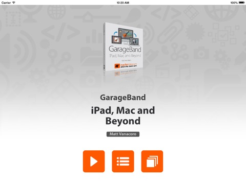 Course for GarageBand Everywhere and Beyond   App Price Drops