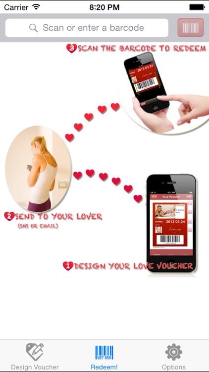 Love Voucher Coupons Designer Bundle Edition