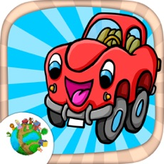 Activities of Cars, karts and trucks - fun car minigames for kids