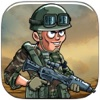 Army Commando Trooper Trenches Mayhem: Escape the Great Arms Run