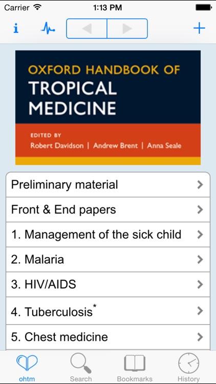 Oxford Handbook of Tropical Medicine, Fourth Edition
