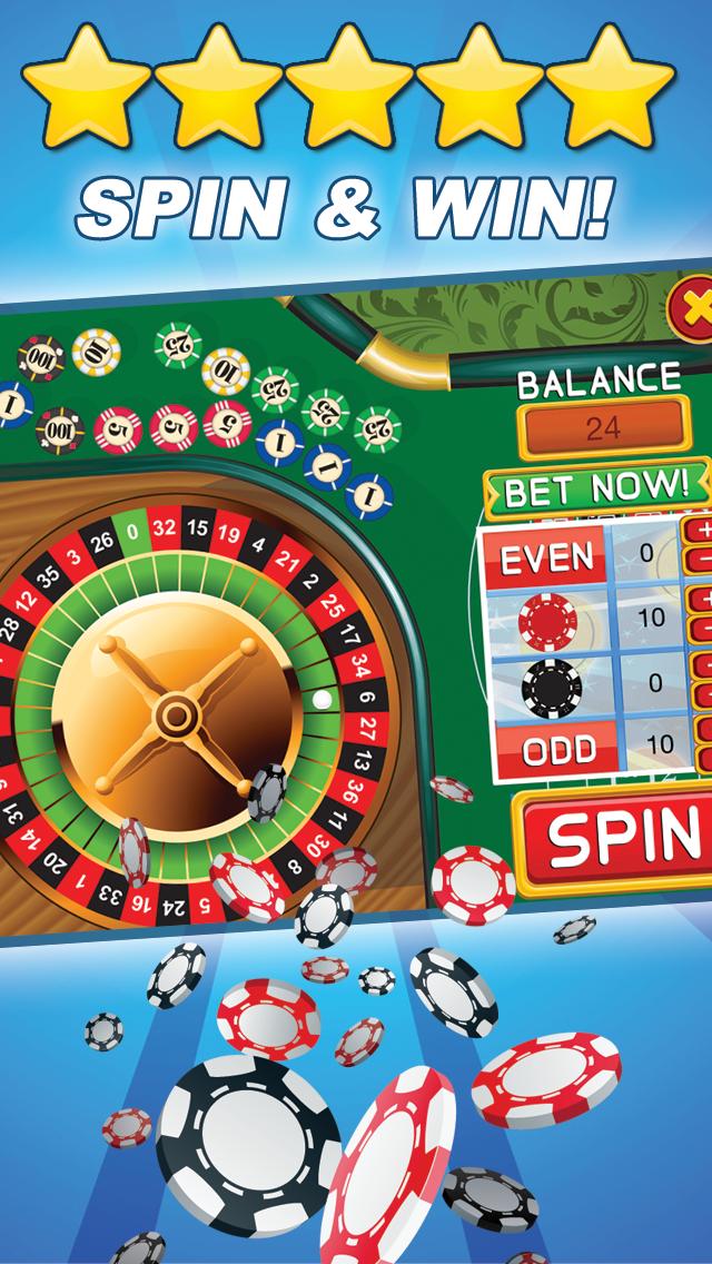 777 Wild Casino Screenshot