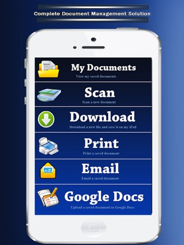Scanner Scan Print And Share Multi Page Pdf Docuemnts