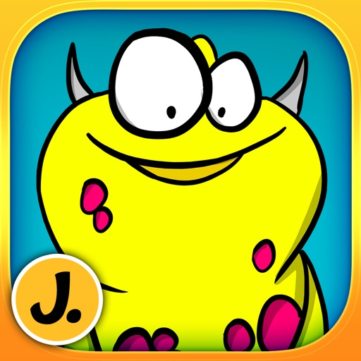 Kids & Play Friendly Monsters Puzzles for Toddlers and Preschoolers