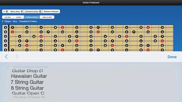 Guitar Chords n Scales screenshot-4