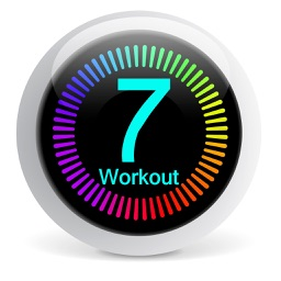 7 Minute workout for iPhone - The Best personal trainer plus daily workout for flat abs & fast calories burn